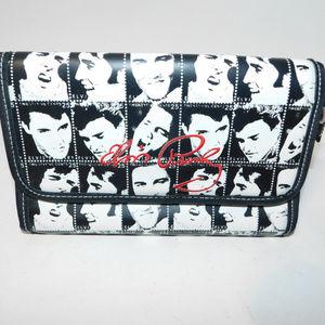 Really Cute Elvis Presley Cosmetic Bag